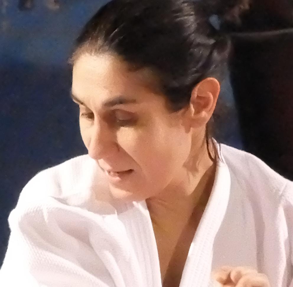 Manuela Falzone Insegnante di Aikido