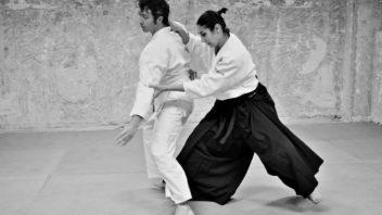 Insegnante di Aikido